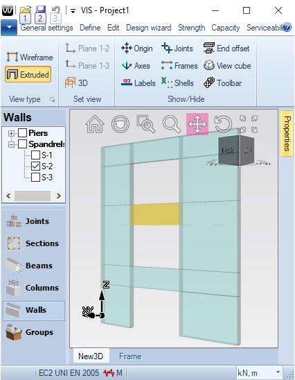 Section Cutter | VIS Concrete Design