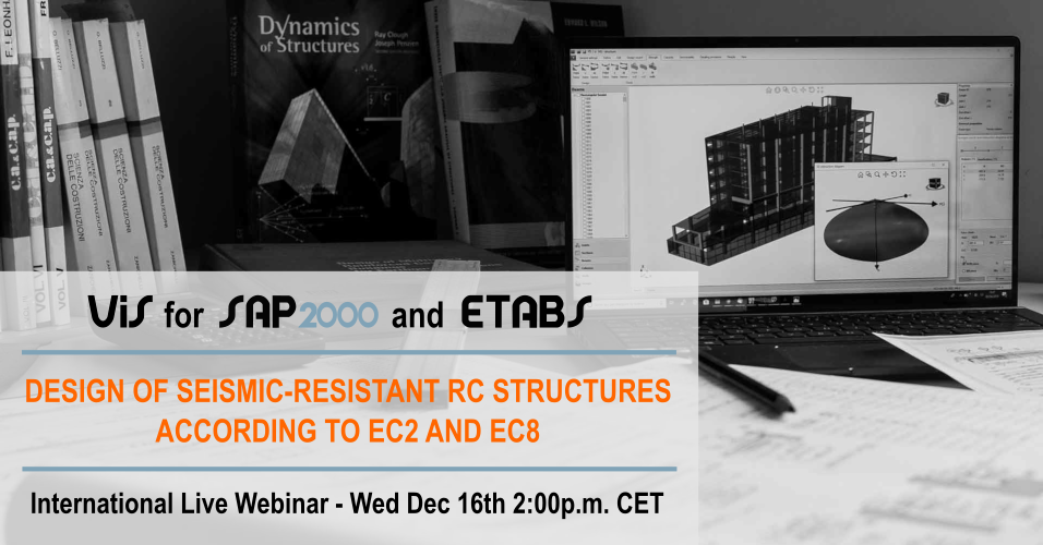 Webinar Design of RC structures according to Eurocodes